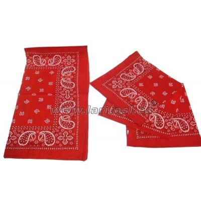Bandanas decoradas (set 12)