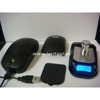 Balanza, bascula Mouse 0,01-200g