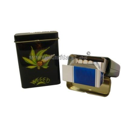 Caja cigarrillos