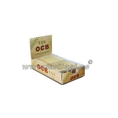 Papel Ocb Organic 1 1/4