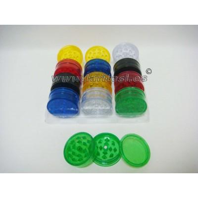 Grinder plastico ACP-018